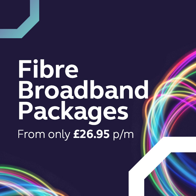 Fibre Broadband Packages | Small Business Broadband