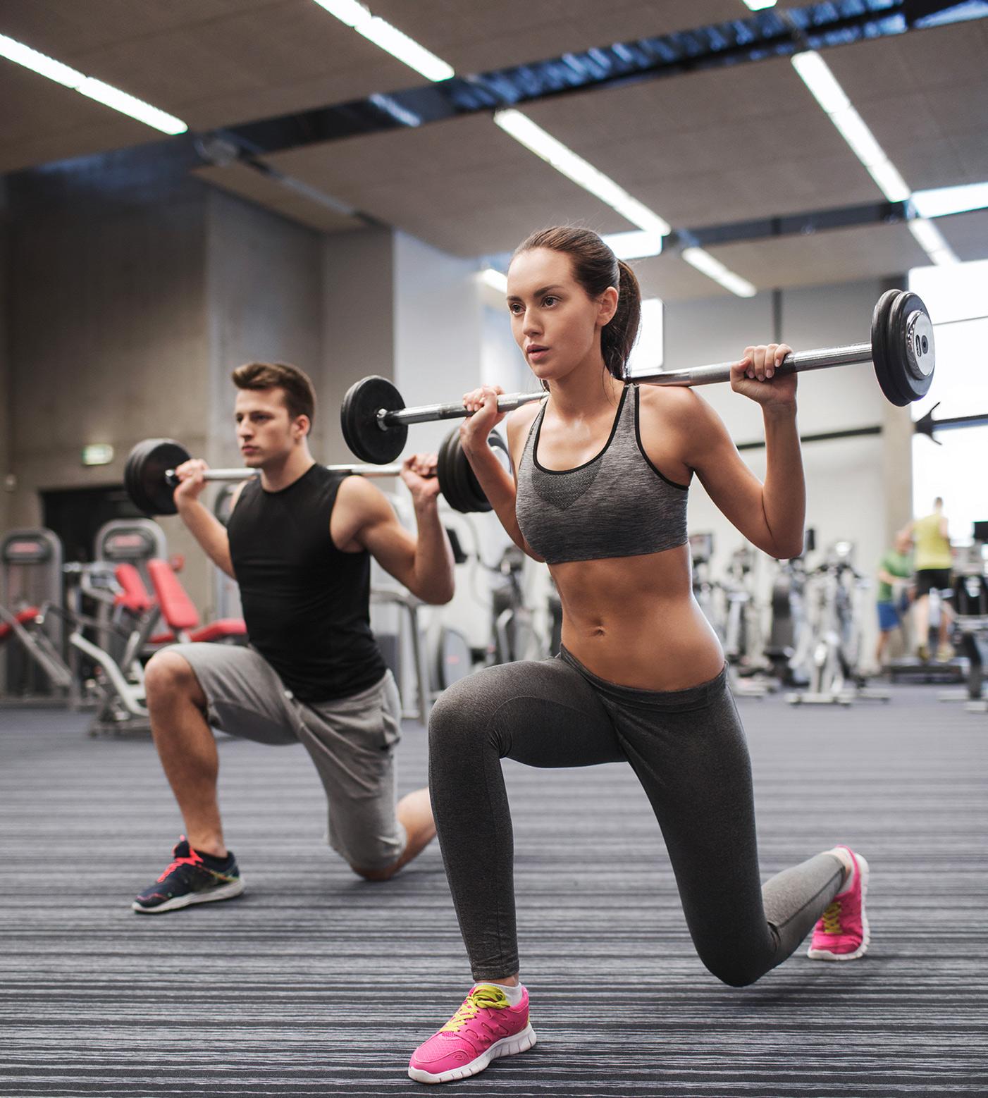 Free Gym Membership | Focus Group