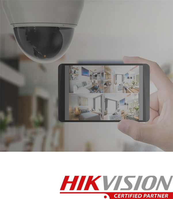 HIKVision certified partner | Focus Group