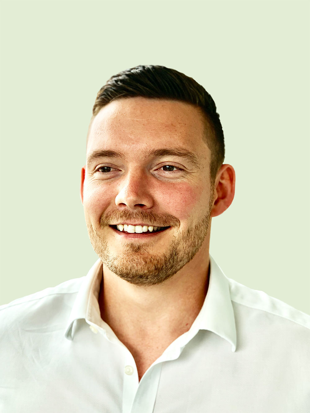 Wesley McGovern | Head of Customer Engagement