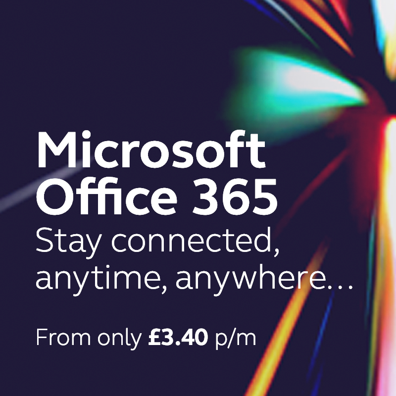 UK Office 365 hosting | Outsourced IT Services