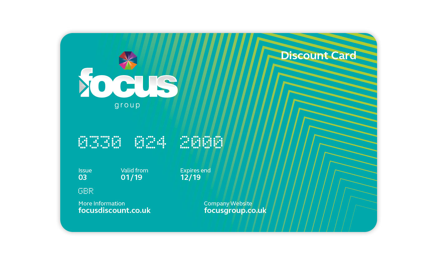 Discount Card | Focus Group