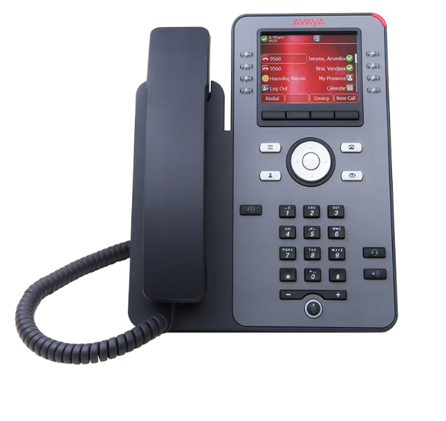 Avaya handsets | UK Business On-Premise Phone Systems