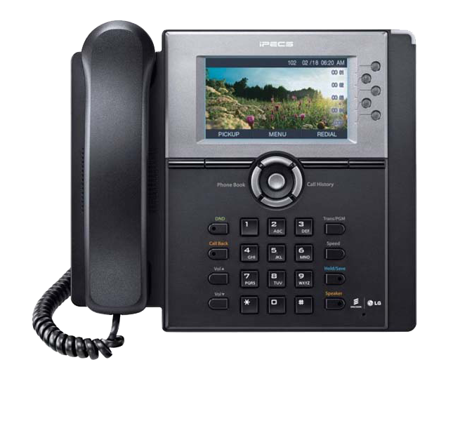Ericsson LG Handsets | UK Business On-Premise Phone Systems