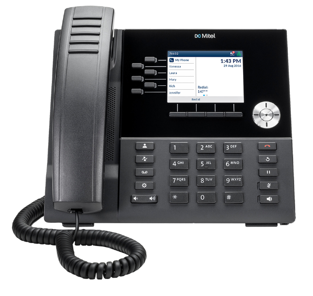 Mitel handsets | UK Business On-Premise Phone Systems