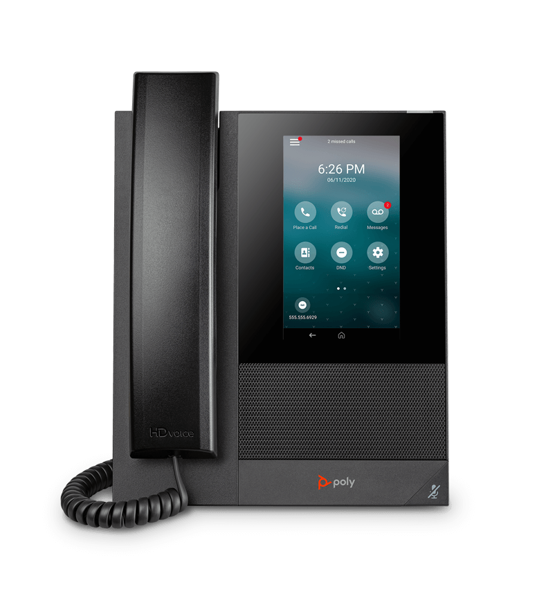 Poly CCX400 Hosted Phone System